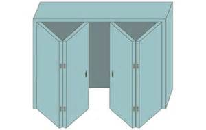 Cabinet Hinges Full Overlay by Folding Cupboard Door Gear Architectural Ironmongery Sds
