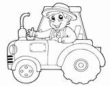Coloring Tractor Pages Print Plow Snow John Printable Drawing Deere Colouring Simple Tractors Farm Cartoon Sheets Books Line Wagon Farmall sketch template