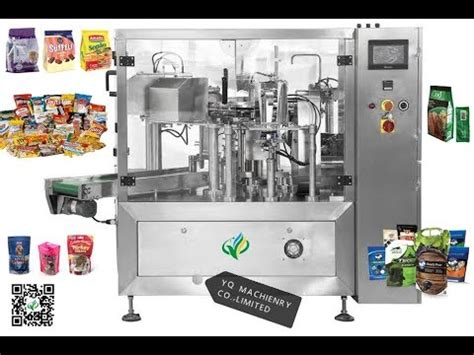 stand  pouch filling sealing machines premade zipper bag packing equipment manufacturer youtube