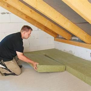 Dachboden Fußboden Verlegen : diese 3 fehler bei der dachbodend mmung m ssen nicht sein energie fachberater ~ Markanthonyermac.com Haus und Dekorationen