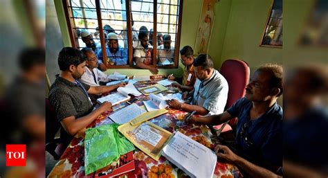 Poor to get free govt legal aid on NRC | India News ...