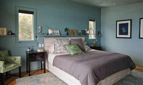 Colour Scheme Ideas For Bedrooms, Calming Bedroom Paint
