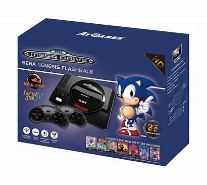 Sega Console Classic