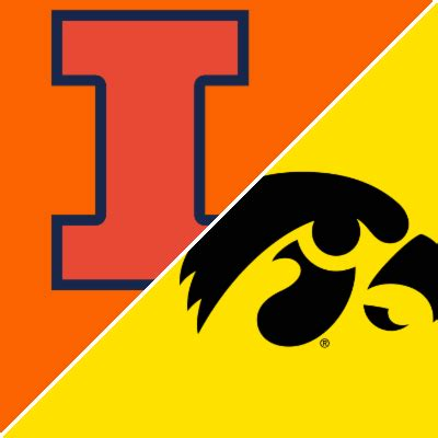 illinois  iowa game summary november   espn