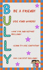 Anti Bullying Poster Quotes. QuotesGram