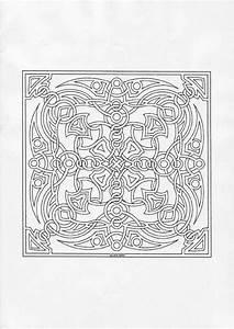 Mandala 2a Coloring Pages