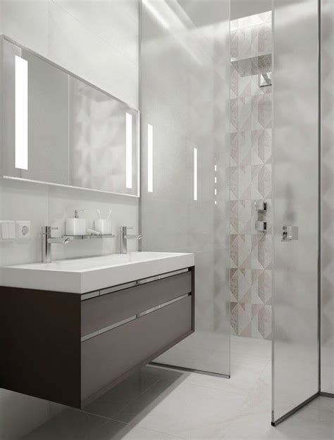 clean  simple home designs  comfortable living bathroom shower shower cabin