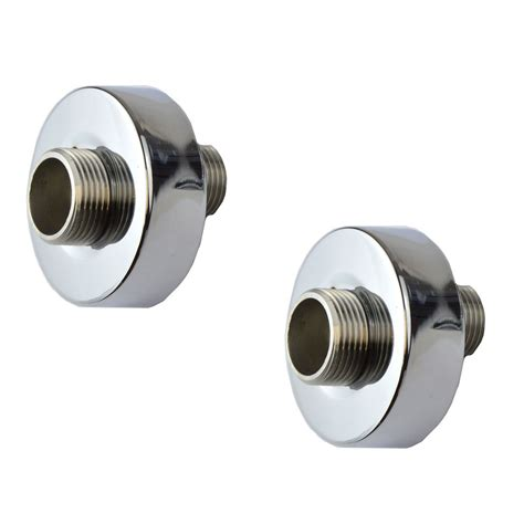 Shower Fittings by Metal Bathroom Bar Shower Fitting Kit S Union