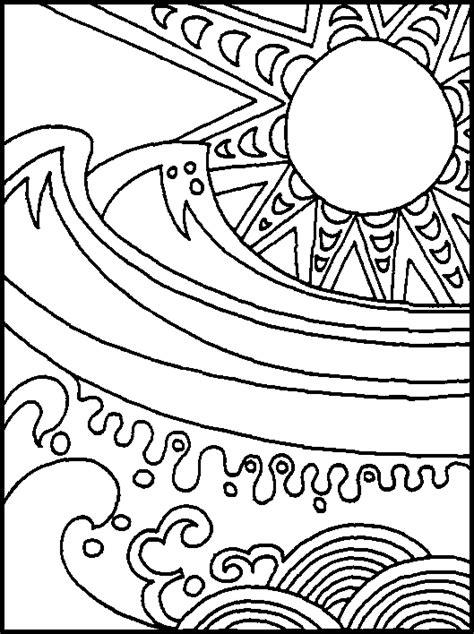 Ocean Wave Drawing at GetDrawings | Free download