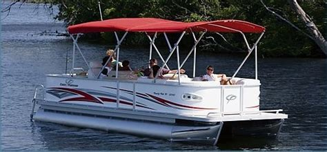 Front Of Pontoon Boat Sinking by Research Crest Boats 22 Family Fish R Pontoon Boat On