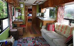 rvinteriorremodelingideas decorating ideas for the rv With interior ideas for campers