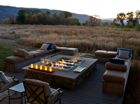 It Is Easy To Find The Right Solution With Deck Fire Pit