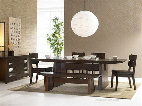 Japanese Dining Furniture The Right Choice For Modern