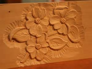 Relief Carving Patterns Flowers