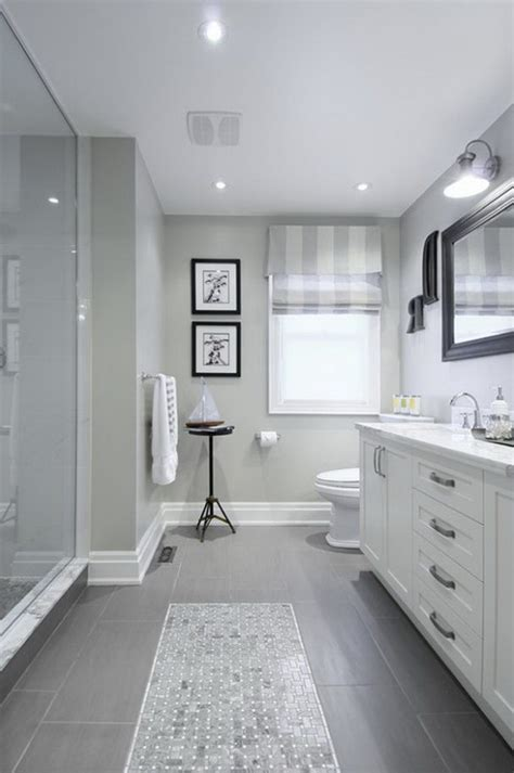 15 edgy and sophisticated gray bathroom ideas home loof