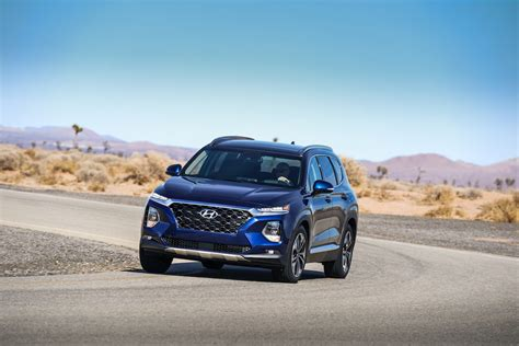 Introducing The Allnew 2019 Hyundai Santa Fe  The News Wheel