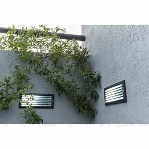 éclairage Escalier Extérieur : spot encastrer ext rieur flint fonte d 39 aluminium inspire ~ Premium-room.com Idées de Décoration
