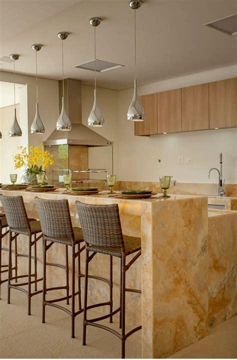 Bancada da cozinha: qual a pedra ideal?   Casa & Arquitetura