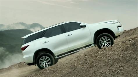 Toyota Fortuner 2019 Youtube