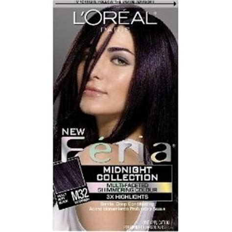 feria hair color purple l oreal feria multi faceted shimmering colour