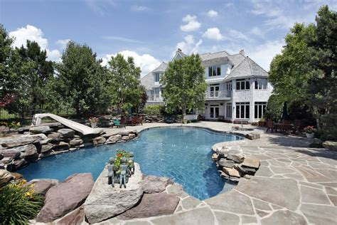 Swimming Pool Ideas For Backyard-types And Cost
