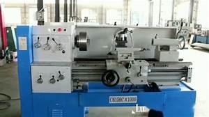 China Universal Metal Lathe C6150 C6250 Manual Gap Bed