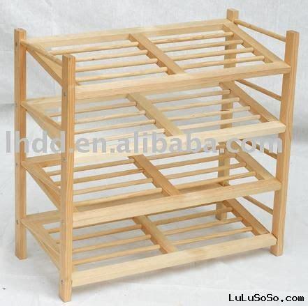 spacious wood shoe rack plans shoe racks   sapateiras criativas sapateiras organizar