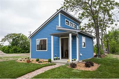 Tiny Detroit Community Low Homes Curbed Income