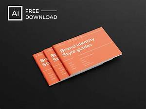 25  Best Brand Manual  U0026 Style Guide Templates 2021  Free