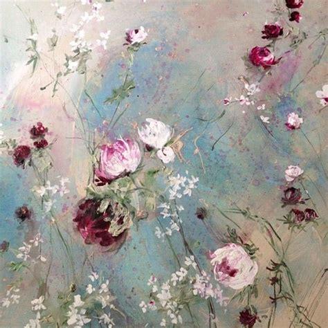 cuadro tris rose shabby shabby colors arte arte pintura and acuarela