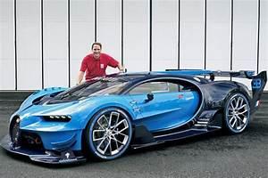 Video Bugatti Vision Gran Turismo 2015 Autobildde
