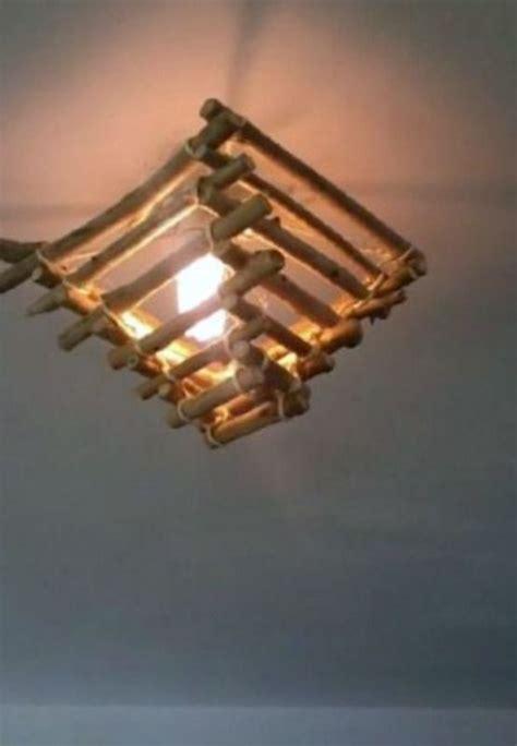 lustre en bois flott 233 luminaires esprit nature fait maison no 235 l id 233 es cadeaux pour