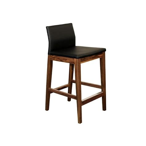 At Home Bar Stools by Slim Bar Stool Home Envy Furnishings Solid Wood