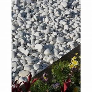 Galet Marbre Blanc : galet marbre blanc pur ~ Nature-et-papiers.com Idées de Décoration
