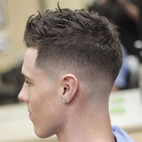 crew cut haircuts  men  guide short