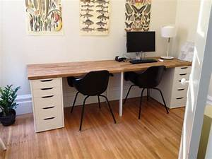 Ikea Schreibtisch Hack : 289 best ikea hacks images on pinterest ikea furniture ~ Watch28wear.com Haus und Dekorationen