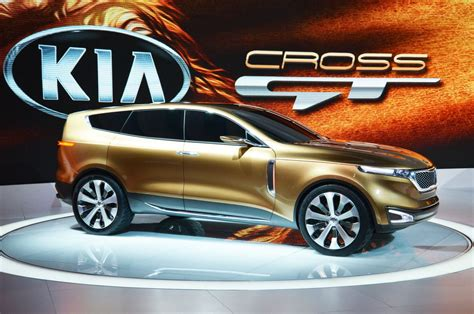 Kia Cross Gt Concept Gives Glimpse Of Future Premium Cuv