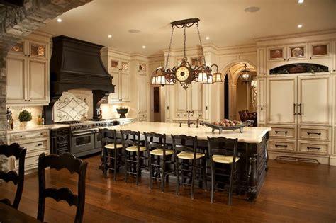 Wallpaper Kitchen Backsplash Ideas - custom black cabinets kitchen traditional with stove backsplash oversized kitchen island