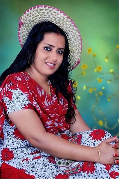 Malayalam Actress Serial Mallu Tv Aunty Greeshma