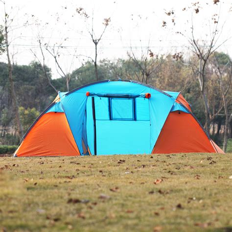 4 person cabin tent 3 4 person instant cabin cing tent hikingtraveling easy