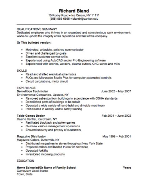 Civil Service Resume by Sle Resume Civil Service Passer