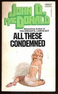 john d mcdonald book covers | All These Condemned | comix ...