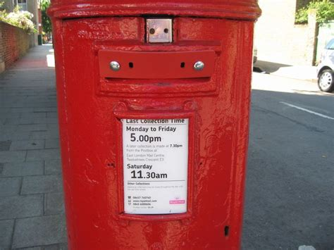 Post Box Stop Royal Mail From Removing Our Post Boxes Caigns