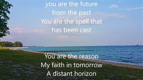 Air Supply You Are The Reason With Lyrics
