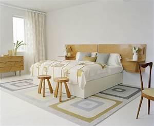 Bett Design Holz : 30 erfinderische bettkopfteil ideen f r ein ausgefallenes schlafzimmer ~ Frokenaadalensverden.com Haus und Dekorationen