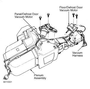 1999 Ford F 150 Heater Wiring Diagram by 1996 Ford F150 Need A Heater Diagram
