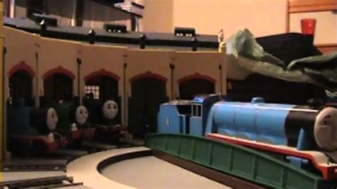 and friends tidmouth sheds with turntable bachmann tidmouth sheds
