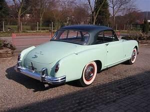 1953 Nash-healey Coupe Le Mans For Sale