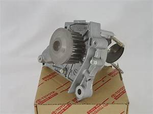Toyota Camry Water Pump Sxv20 4 Cylinder 5sfe Engine 1997