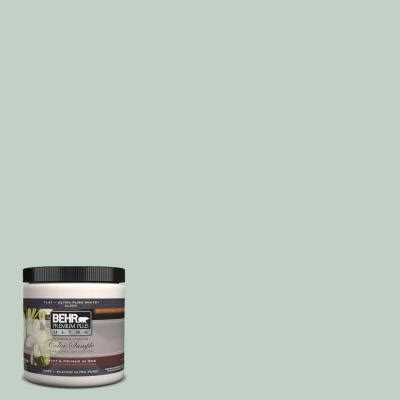 behr paint colors frosted jade behr premium plus ultra 8 oz ul220 13 frosted jade interior exterior paint sle ul220 13